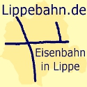 Lippebahn - Die Eisenbahn in Lippe