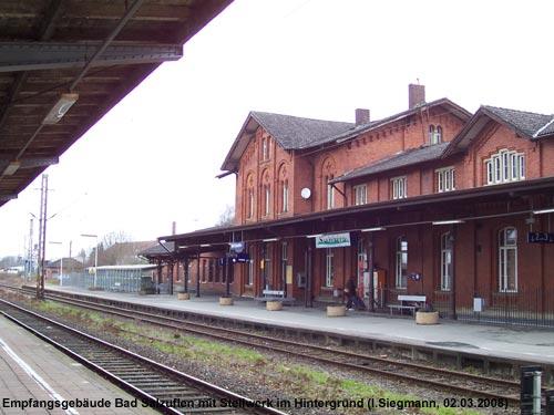 Bahnhof Bad Salzuflen 2008