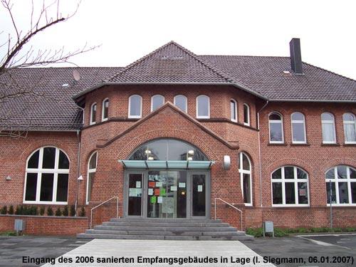Bahnhof Lage