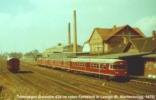 Bahnhof Lemgo