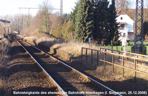Bahnhof Nienhagen