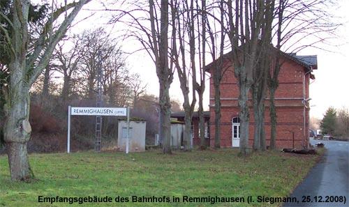 Bahnhof Remmighausen