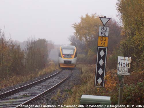 Eurobahn in Wissentrp