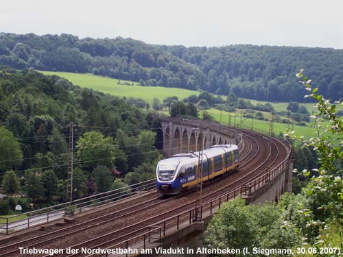Viadukt in Altenbeken